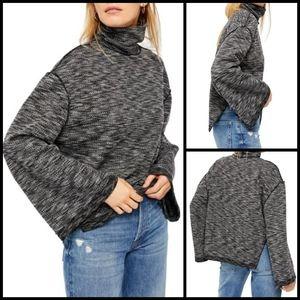 🆕 Free People Night Star sweater size L